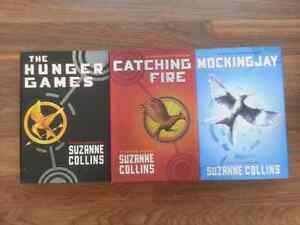 Haven't read the series? - All three Hunger Games books