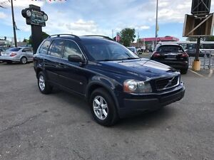 Volvo XC90 2.5T-AWD-7 PASSAGERS-CUIR-TOIT 2004