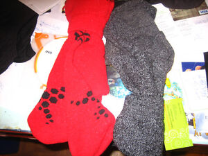 2 pairs of VERY warm socks for skiing