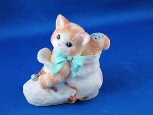 Calico Kittens with Box & Clean Papers #314528 in New Condition