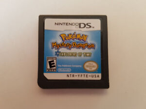 Pokemon Mystery Dungeon: Explorers of Time *pour Nintendo DS*