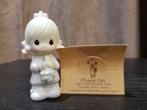 Precious Moments - Flower Girl (Model: E2835)