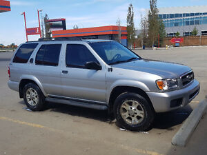 2003 Nissan Pathfinder Chilkoot SUV, Crossover, LOW KM