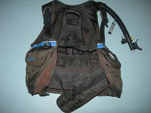 Veste de plongée  Buoywancy Control Device BCD jacket