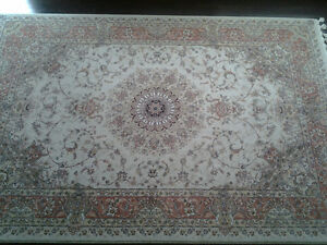 700-reed Persian traditional carpet, 750$