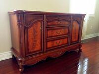 Brand New Antique Style Dresser