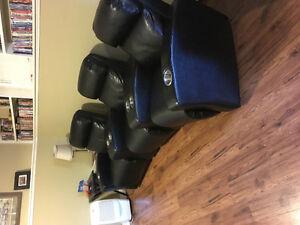 3 seat theatre recliner