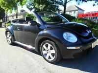 Volkswagen Beetle 1.6 2008 COMPLETE WITH M.O.T INC WARRANTY