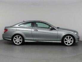 2012 MERCEDES BENZ C CLASS C250 CDI BlueEFFICIENCY AMG Sport 2dr Auto Coupe