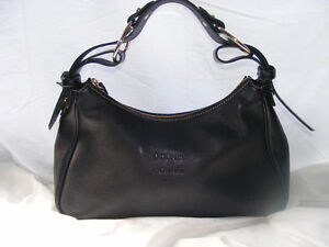 Dooney & Bourke Leather Shoulder Bag Purse