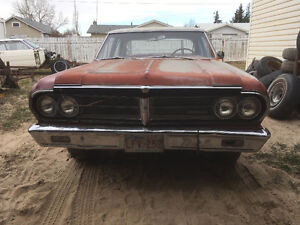 1964 beaumont parting out