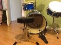 Junior RB 3-piece drum set