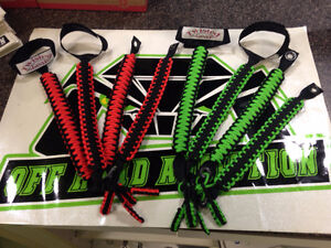 TWISTED GEAR PARACORD HANDLES@OFFROAD ADDICTION