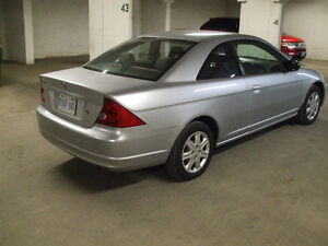 2003 Honda Civic sport Coupe---$1900 with safety and e-test