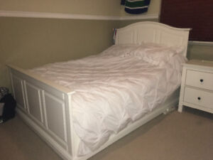 Immaculate IKEA bed