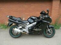 2004 KAWASAKI ZZR1200 ZZR 1200 BLACK NATIONWIDE DELIVERY AVAILABLE