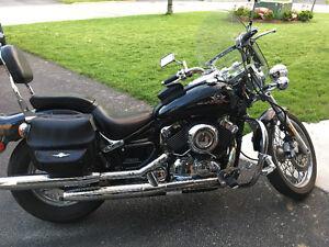 2000 Yamaha Vstar Custom