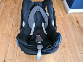 Maxi-cosi family fix base & pebble Pro car seat