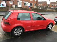 Vw golf gttdi