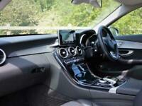 2017 Mercedes-Benz C CLASS DIESEL ESTATE C200d Sport Premium 5dr Auto Estate Die