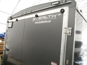 2015 Liberty Car Trailer by Stealth – Custom Ordered - 8.5 x 20