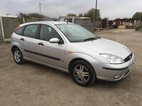 Ford Focus 1.6 2005/54 Plate 1.6 Petrol Automatic - NEW 12 MONTHS MOT