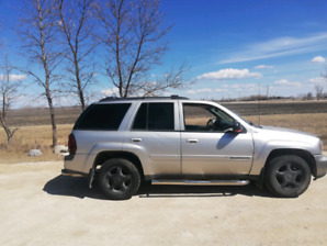 2004 chev trailblazer 4x4