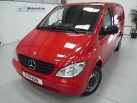 Mercedes Vito 109 CDI COMPACT SWB + NO VAT + JUST SERVICED