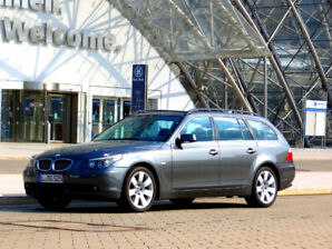 2006 BMW E61 530xiT Touring/Estate Manual VERY CLEAN & VERY RARE