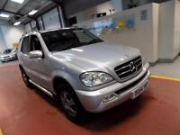 Mercedes-Benz ML270 2.7TD auto CDI