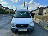 2013 FORD TOURNEO CONNECT 1.8 TDCI LHD + LEFT HAND DRIVE + SPANISH REG + A/C