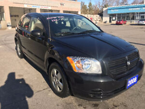 2008 Dodge Caliber Hatchback LOW KM