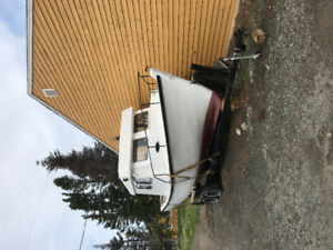 PROJECT BOAT FOR SALE!!!
