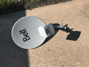 Bell DP Plus Satellite Dish