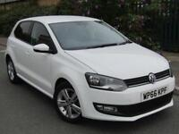 2016 Volkswagen Polo 1.4 TDI BlueMotion Tech Match (s/s) 5dr