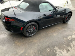 Mazda Mx5 2017 GS+sports package