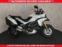 DUCATI MULTISTRADA MULTISTRADA 1200 S ABS MOT TILL AUG 2019 LOW MLS 2010 10
