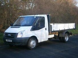 2008(08) Ford Transit T350 MWB RWD TIPPER ONE STOP ALLOY BODY, FINANCE??