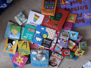 Baby book library