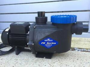 POOL PUMPS BRAND TOP AUSTRALIAN MODELS FR. $299 NEW 1 HP FR. $199 Subiaco Subiaco Area Preview