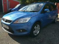 2008 Ford Focus 1.6 Style 5dr Auto ESTATE Petrol Automatic