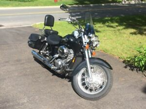 Moto  Honda Shadow ACE