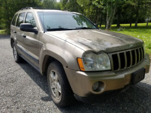 ;2006 Jeep Grand Cherokee Laredo 4x4 trail rated
