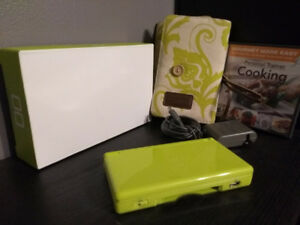 Lime green Nintendo DS