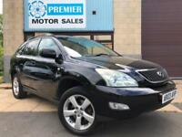 2003 LEXUS RX300 SE-L AUTO, SAT NAV, REVERSE CAMERA, HEATED LEATHER, CRUISE