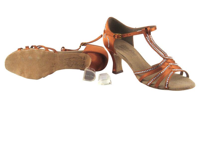 Women's Plastic Heel Protectors Ballroom Latin Dance Accessories Model P12