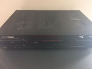 Rogers NextBox HD-PVR with 2 remotes and power supply