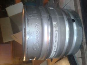 One 30 litre keg for sale, perfect for homebrewing!