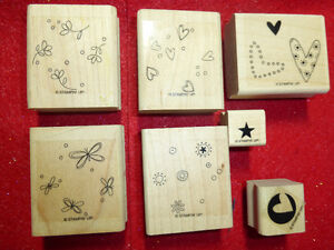 VARIOUS SCRAPBOOK STAMP SETS Prices as marked...