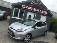 FORD FIESTA 1.4 TDCi STYLE + 5 DOOR LOW MILEAGE FINANCE & PARTX WELCOME